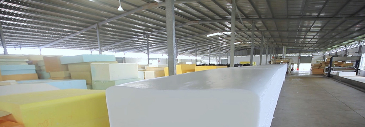 Factory foam